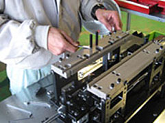 試作設備の製造